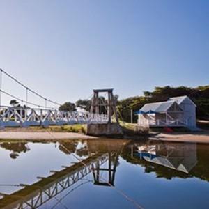 Swing Bridge Cafe