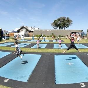 Lorne trampoline park